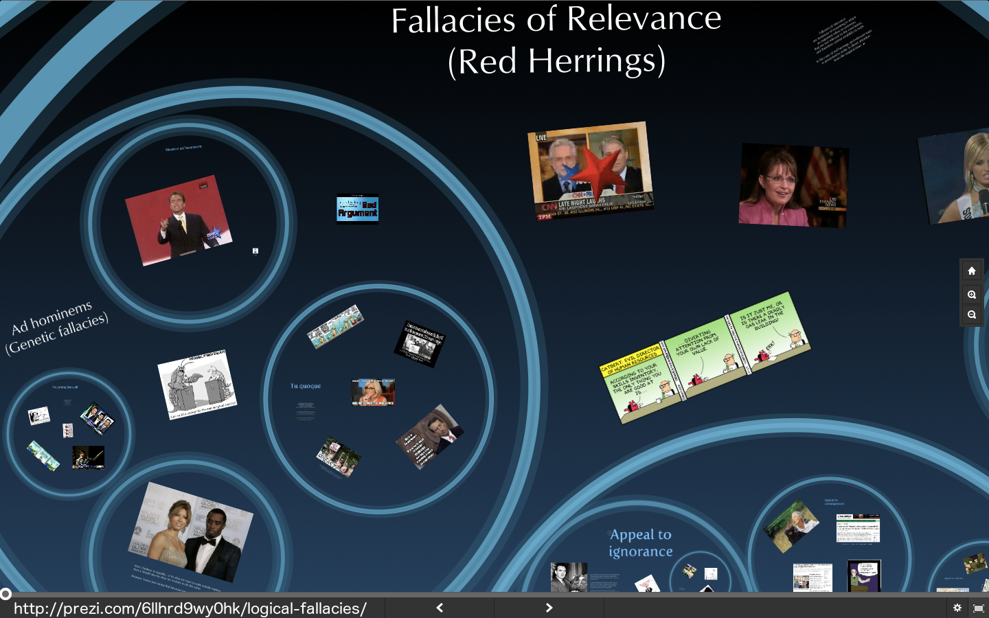 Logical Fallacies 06 Red Herring or Irrelevant Thesis Fallacy episode 327